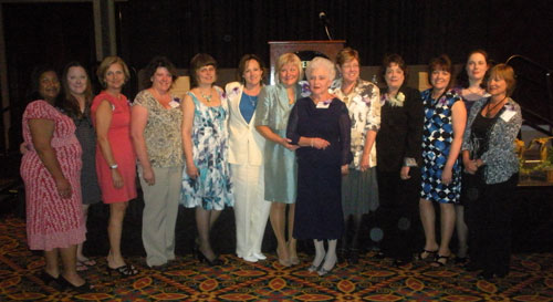 2011 nurses of achievement winners