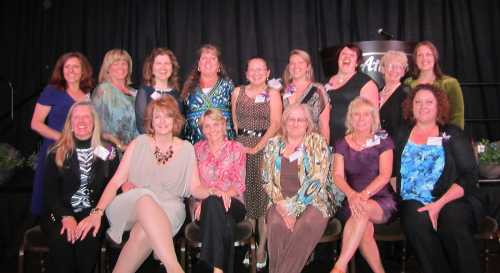 2012 nurses of achievement winners