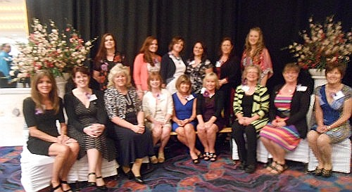 2013 nurses of achievement winners
