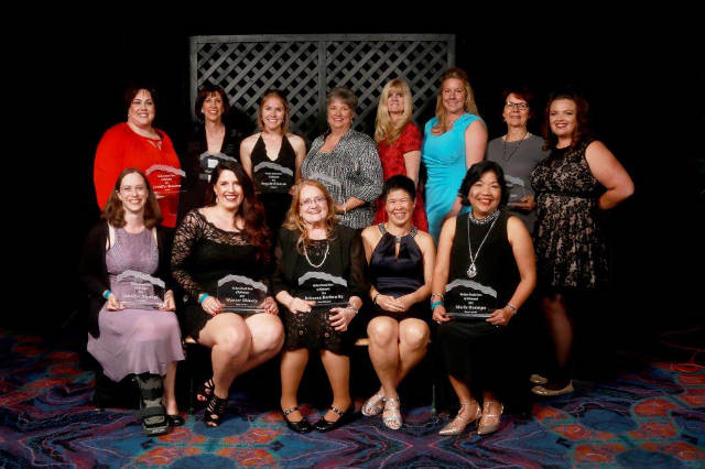 2016 Nurses of Achievement Winners