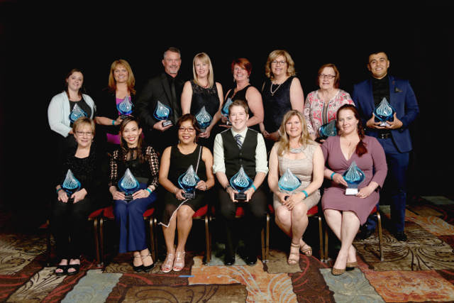 2017 Nurses of Achievement Winners